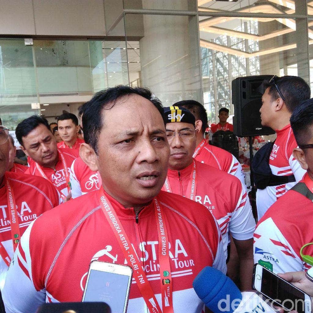 Kapolda Metro Cek Kabar Intimidasi Wartawan Saat Demo Buruh