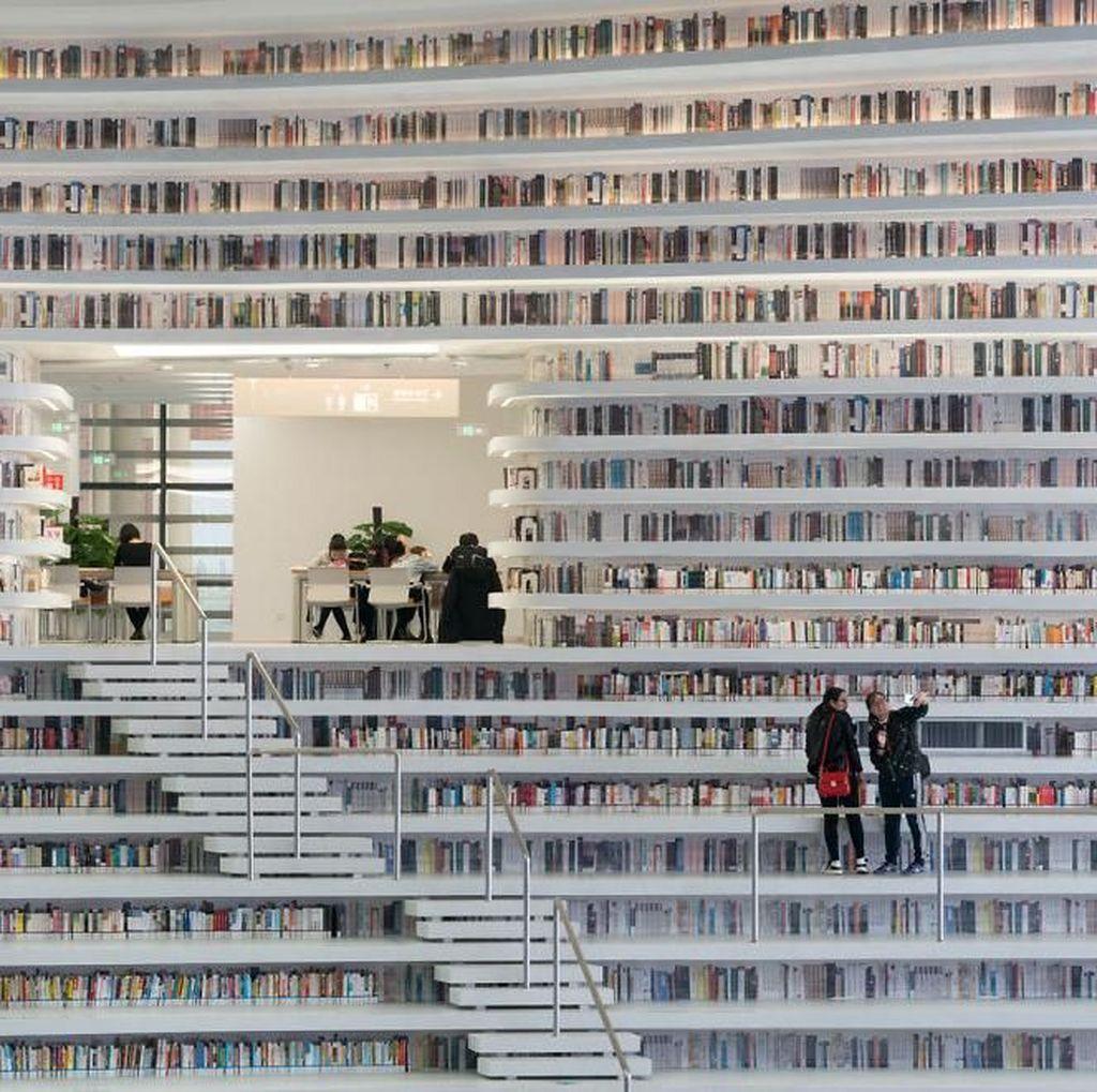 9 Bangunan Unik dan Fotogenik di Dunia
