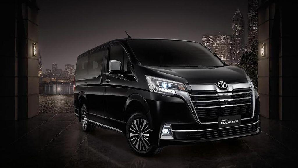 Berita Populer: MPV Mewah Baru Toyota, CR-V Berwajah Accord