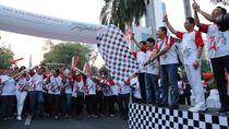 Jalan Sehat Tandai Program BUMN Hadir Untuk Negeri di Wilayah DKI