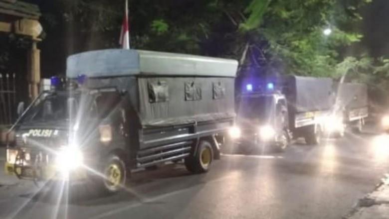 Usai Diperiksa, Mahasiswa Papua Dikembalikan ke Asrama