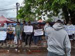 Aksi Massa di Sorong, Bandara Ikut Dirusak