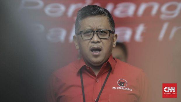 Sekjen PDIP Hasto Kristiyanto menyebut tanggung jawab pencapaian tujuan pembangunan bukan cuma dibebankan kepada presiden, tapi semua pihak.