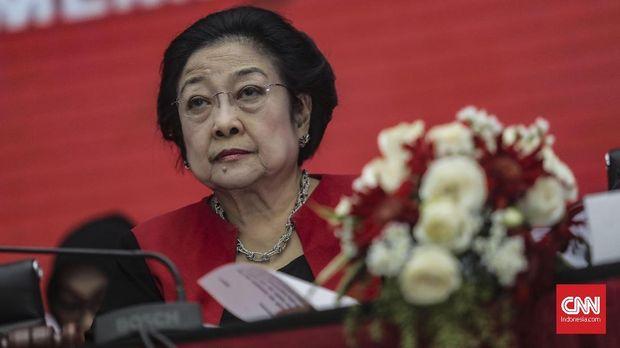 Ketum PDIP Megawati Soekarnoputri pernah terang-terangan meminta jatah menteri terbanyak kepada Jokowi saat berpidato di Kongres PDIP di Bali, beberapa waktu lalu.