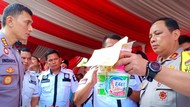 Polres Bekasi Tangkap 2 Kurir Penyelundup Ganja dalam Mi Instan ke LP
