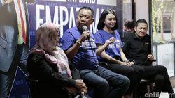Tukul Ngaku Boyfriend-nya Meggy Diaz, Wika Salim Terkejut
