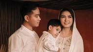 Foto: Gemesnya Jan Ethes, Cucu Pertama Jokowi yang Kini Jadi Kakak
