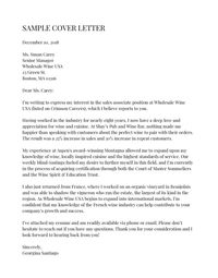 Menurut Pakar Karier Harvard, Seperti Ini Surat Lamaran yang Sempurna