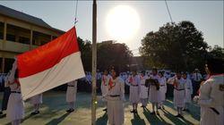 Seleksi Paskibraka 2020 Ditiadakan, Ini Pembawa Baki Bendera Pusaka 2019
