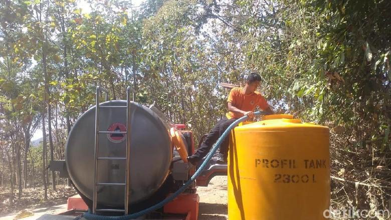 Kekeringan di Magetan Bikin 115 Hektar Lahan Pertanian Gagal Panen