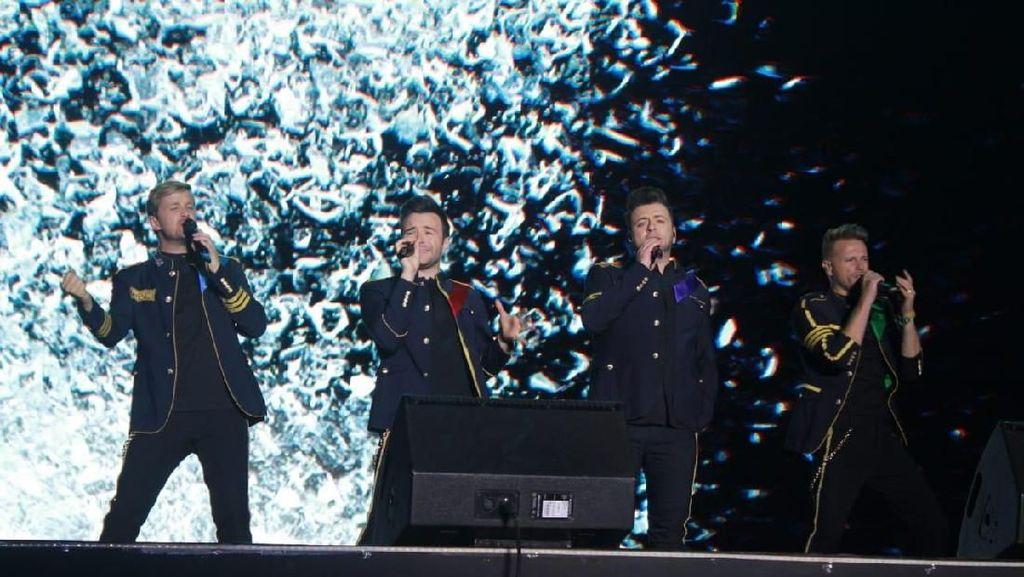 Promotor: Oknum yang Minta Tiket Konser Westlife di Jateng Bukan Pejabat