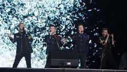 Setelah Jakarta, Westlife Sukses Hibur Warga Palembang