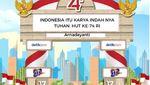 Cek Kreatifnya Gapura Digital Karya Detikers, Hari Ini Terakhir Ikutan Lho!