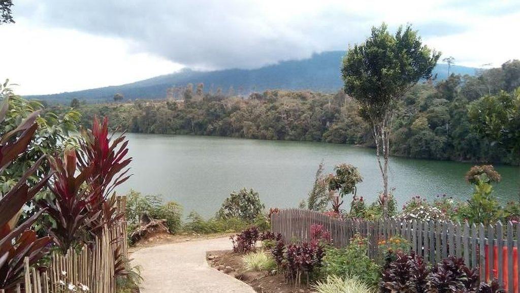 Belum Banyak Orang Tahu, Danau Cantik di Pelosok Jambi