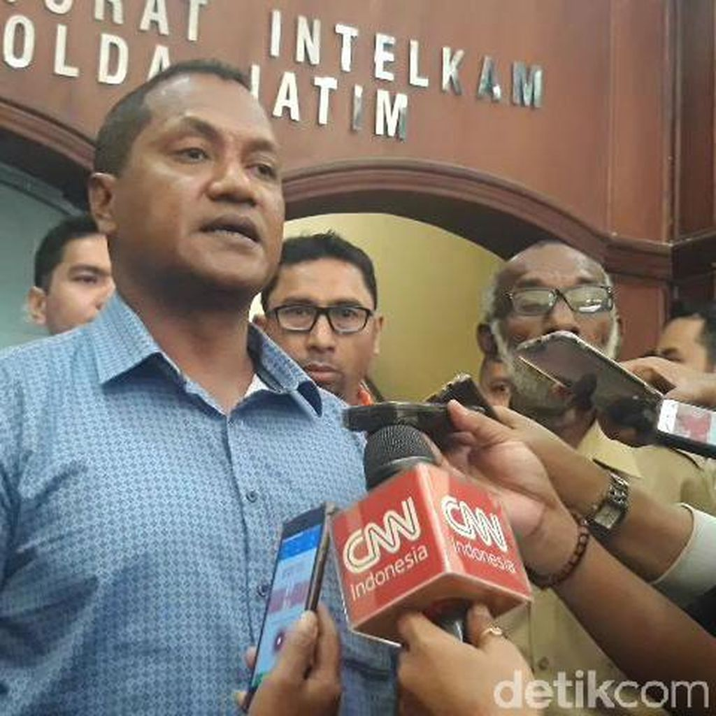 Kondisi Warga Papua di Surabaya Pasca Penyerbuan Asrama Baik dan Aman