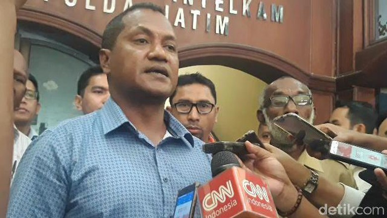 Tokoh Papua di Surabaya Tegaskan Kabar Pengusiran Mahasiswa Hoaks