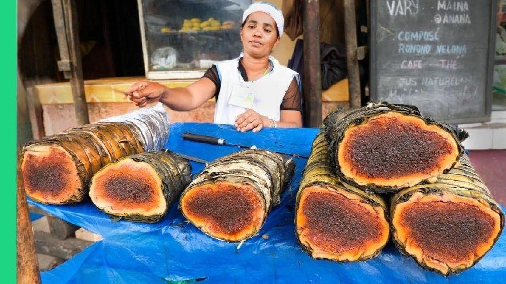 Mencicipi Koba hingga Mofo, Makanan Kaki Lima Unik di Madagaskar