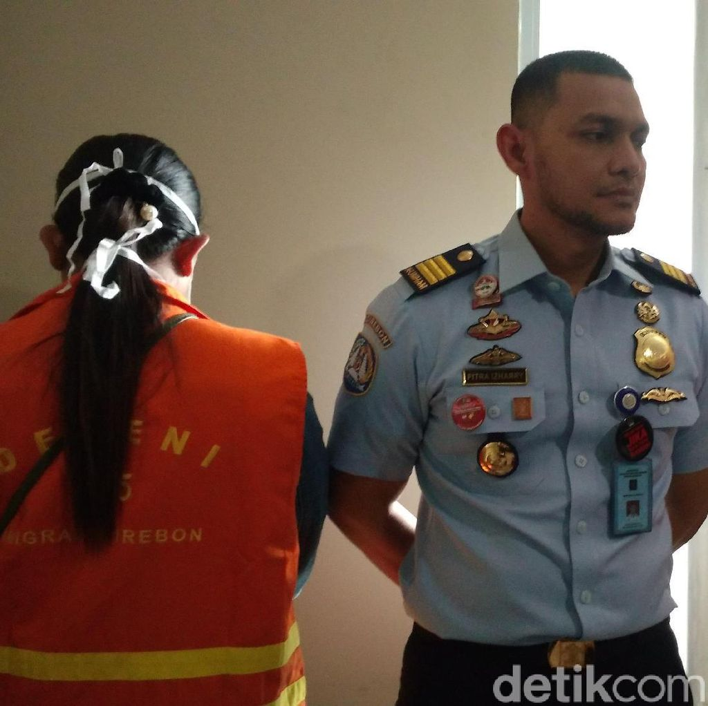 Latih Pijat, Wanita Thailand Dideportasi Imigrasi Cirebon