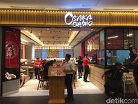 Osaka Ohsho: Ada Tenshinhan dan Gyoza Enak Gaya Osaka
