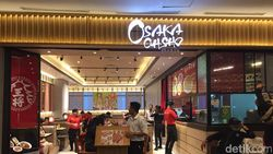 Oishii! Renyah Lembut Gyoza ala Osaka