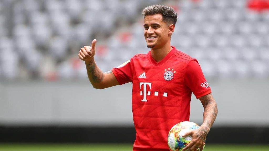 Coutinho Tak Ragu Terima Pinangan Bayern