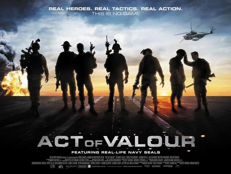 Film Act of Valour. Foto: Istimewa