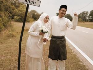 Ada Tragedi di Balik Foto Pernikahan Romantis yang Viral Ini