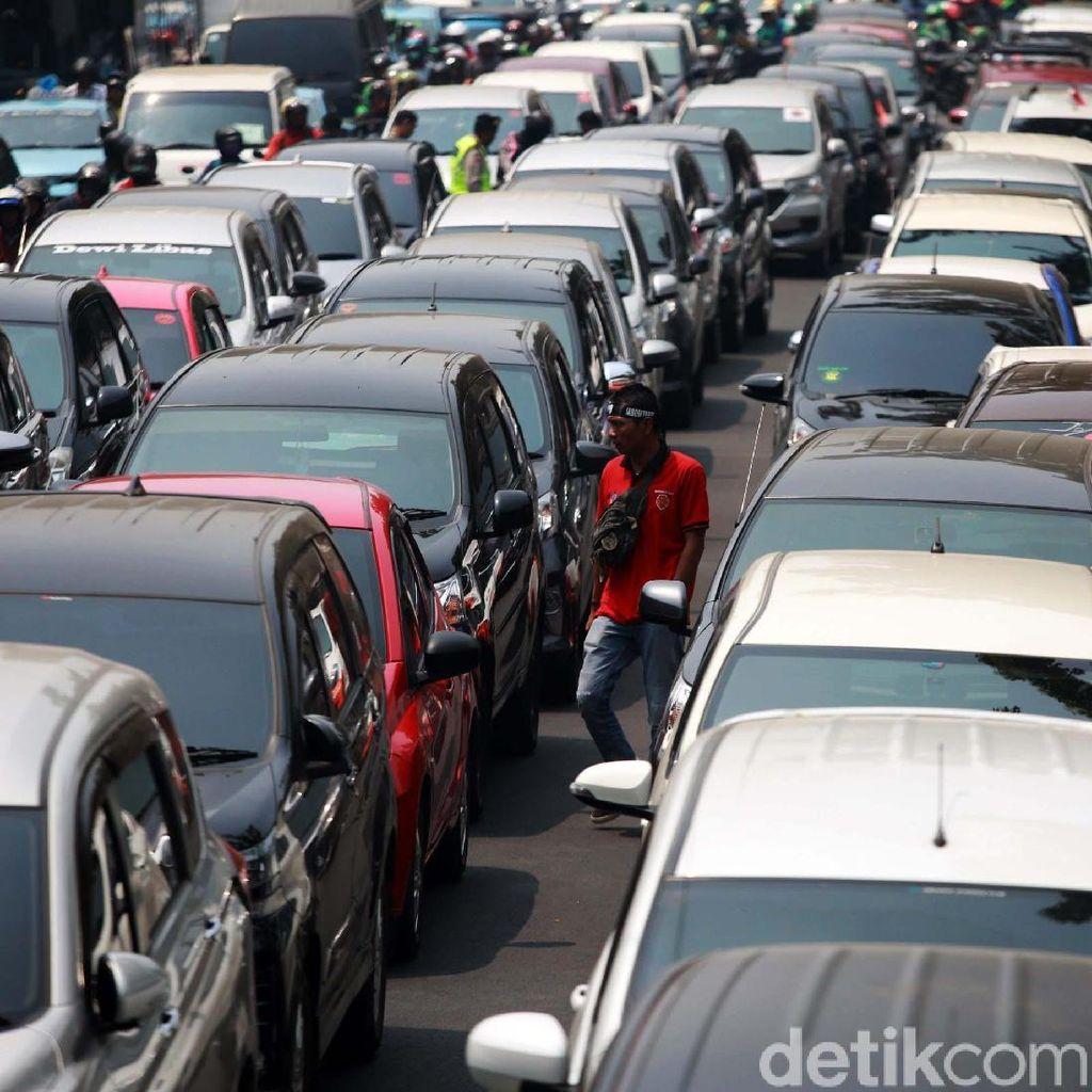 Taksi Online Protes Ganjil Genap, Dishub DKI: Semua Usulan Ditampung