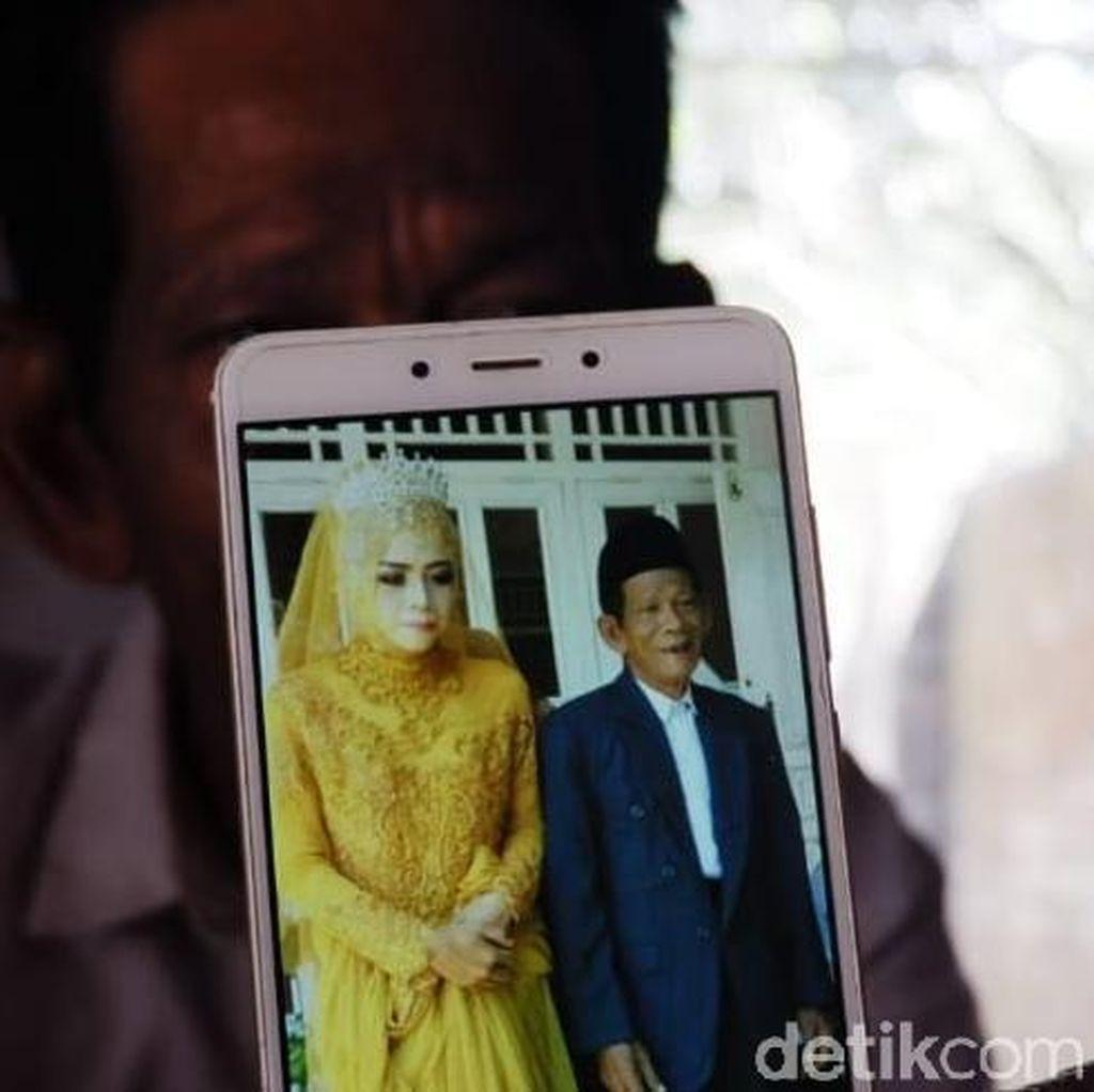 Saat Kakek 83 Tahun Nikahi Gadis 27 Tahun di Tegal