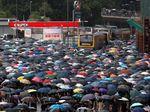 Taiwan Tawarkan Suaka untuk Demonstran Hong Kong, China Mengecam