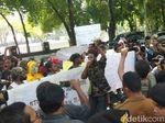 Aksi Berjalan Damai, Aspirasi Mahasiswa Papua Diterima DPRD Sumut