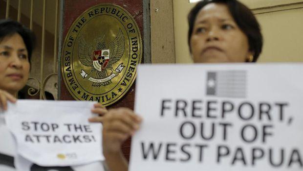 Papua Jadi Sorotan Dunia hingga Penundaan Sidang Najib Razak