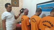 Nyambi Bisnis Ganja, Tukang Bubur di Garut Diciduk Polisi