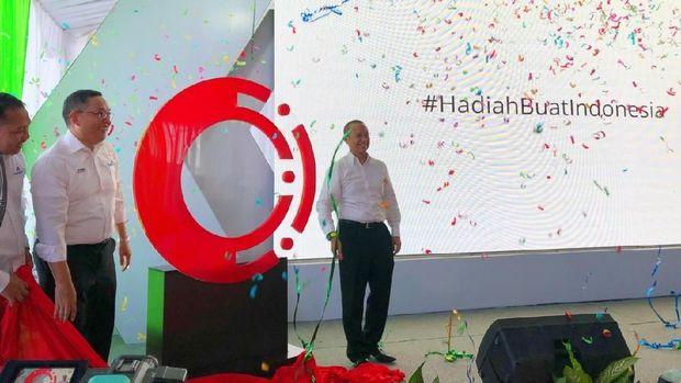Holding BUMN Tambang Inalum Cs Bertransformasi Jadi MIND ID