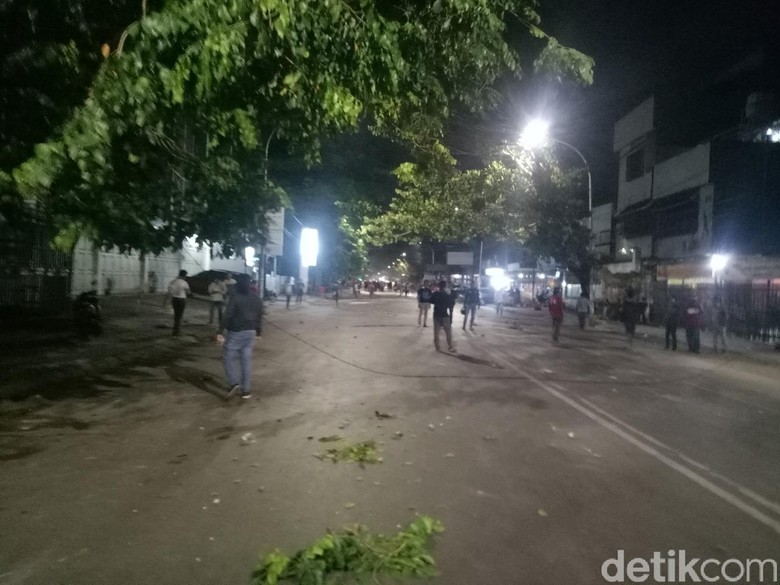 Mahasiswa Papua Terlibat Bentrok di Makassar, Polisi Turun Tangan