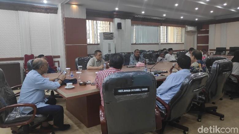 Rapim DPRD Sulsel Minta Pansus Angket Gubernur Perbaiki Bahasa Pemakzulan