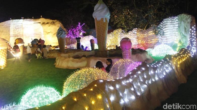 Lembang Wonderland (Yudha Maulana/detikcom)