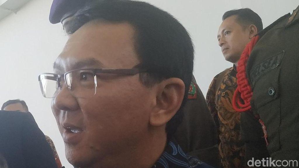 Disebut Maju di Pilwali Surabaya 2020, Ini Jawaban Ahok