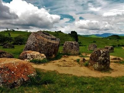Geger Penemuan Tengkorak di Situs Warisan Dunia UNESCO