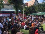 Ramai-ramai Merayakan Hari Kemerdekaan RI di Berlin