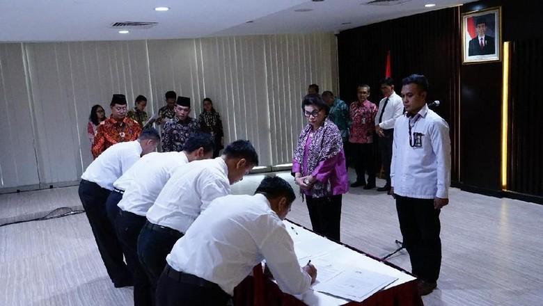 Punya Personel Baru, KPK Kini Diperkuat 135 Penyidik dan 83 Jaksa
