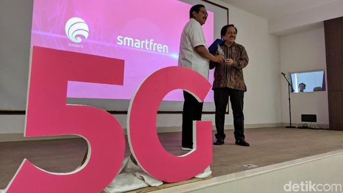 Smartfren, 5G