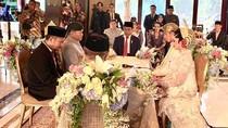 Jokowi dan JK Jadi Saksi Pernikahan Putra Bamsoet