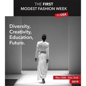 Pertamakalinya Amerika Serikat Menjadi Tuan Rumah Modest Fashion Week