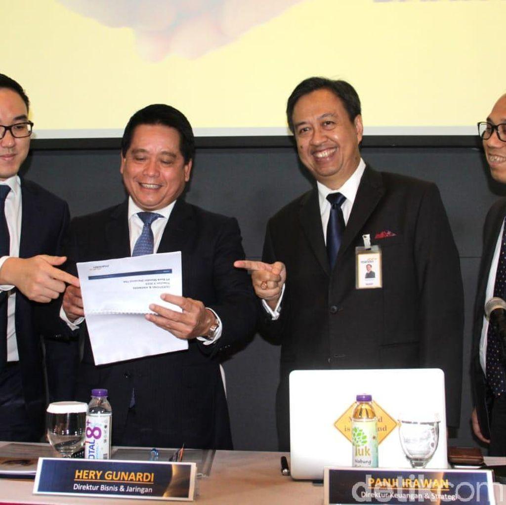 Bank Mandiri Salurkan Kredit Infrastruktur Rp 203 T dalam 6 Bulan