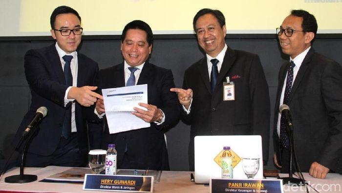 Foto: Laporan Keuangan Semester I 2019 Bank Mandiri (Istimewa/Bank Mandiri)