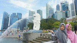 Liburan Hemat ke Singapura, Malaysia dan Thailand