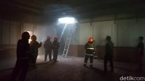 AC Terbakar, Kepulan Asap Penuhi Ruangan Hotel Savoy Homann Bandung