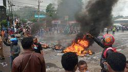 Video Polisi Selidiki Hoax di Medsos Pemicu Demo Rusuh di Manokwari