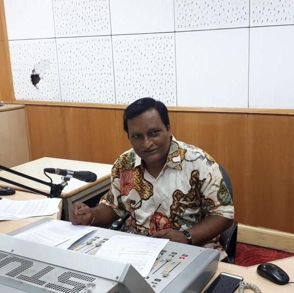 Dulu Darmasiswa di Unpad, Kini Penyiar Radio Berbahasa Indonesia di India